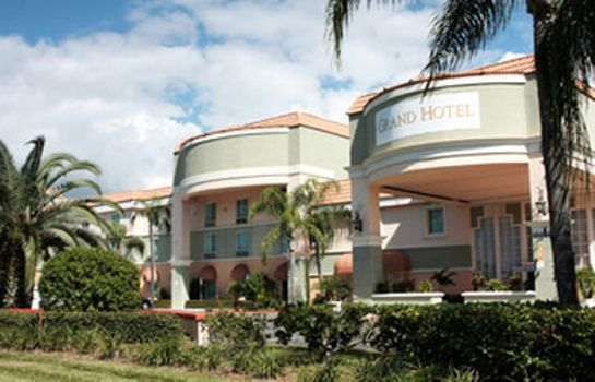 Buitenaanzicht Clarion Inn and Suites Clearwater Centra