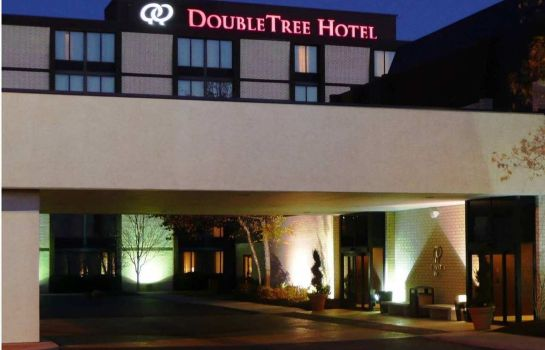 Vista exterior DoubleTree by Hilton Columbus - Worthington
