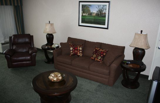 Suite Holiday Inn CHARLOTTESVILLE-UNIV AREA