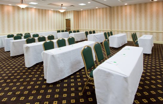 Conference room Holiday Inn CHARLOTTESVILLE-UNIV AREA