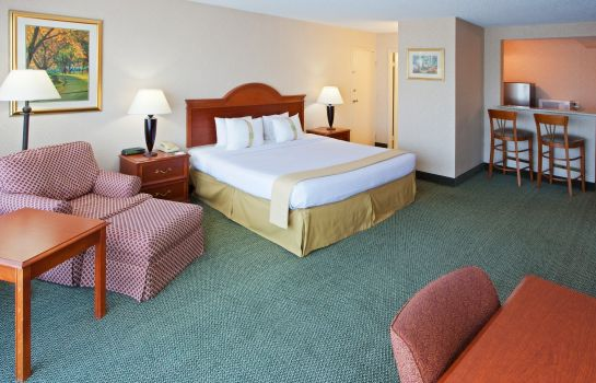 Zimmer Holiday Inn CHARLOTTESVILLE-UNIV AREA