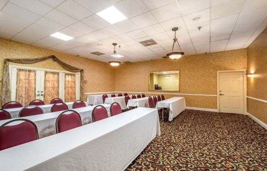 Sala de reuniones Clarion Inn and Suites Clearwater