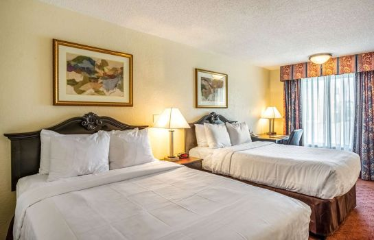 Kamers Clarion Inn and Suites Clearwater Centra