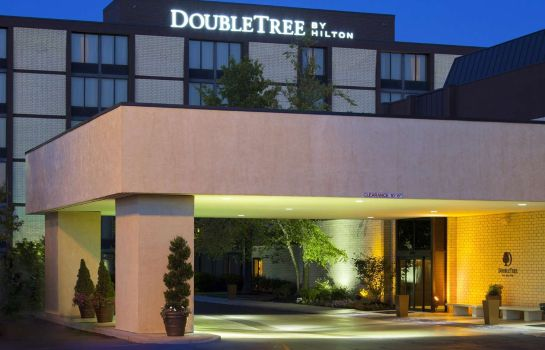 Vista esterna DoubleTree by Hilton Columbus - Worthington