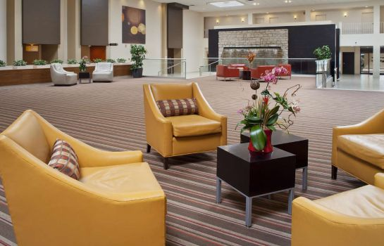 Hall DoubleTree by Hilton Columbus - Worthington