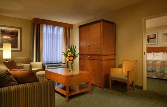 Suite DoubleTree by Hilton Columbus - Worthington