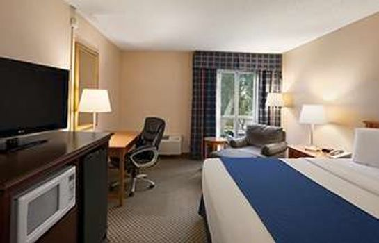 Zimmer RAMADA PLAZA CASPER HOTEL AND