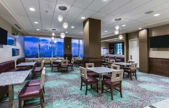 Hotel bar Residence Inn Daytona Beach Oceanfront