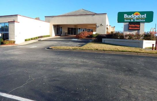 Buitenaanzicht BUDGETEL INN AND SUITES GAINESVILLE