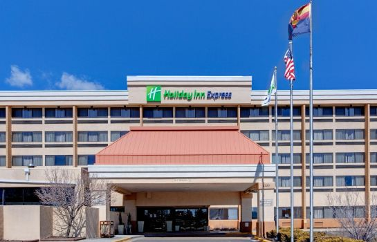 Außenansicht Holiday Inn Express FLAGSTAFF