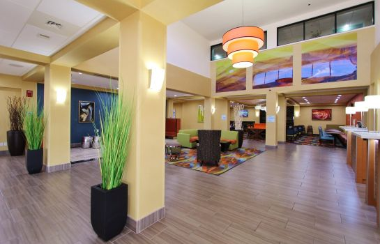 Hotelhalle Holiday Inn Express FLAGSTAFF