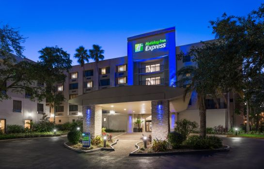 Vista exterior Holiday Inn Express & Suites FT. LAUDERDALE-PLANTATION