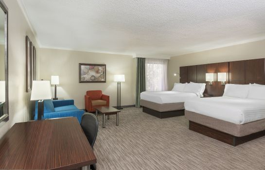 Suite Holiday Inn Express & Suites FT. LAUDERDALE-PLANTATION