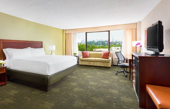 Chambre Holiday Inn SECAUCUS MEADOWLANDS