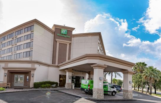 Exterior view Holiday Inn HOUSTON-HOBBY AIRPORT