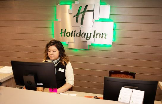 Lobby Holiday Inn HOUSTON-HOBBY AIRPORT
