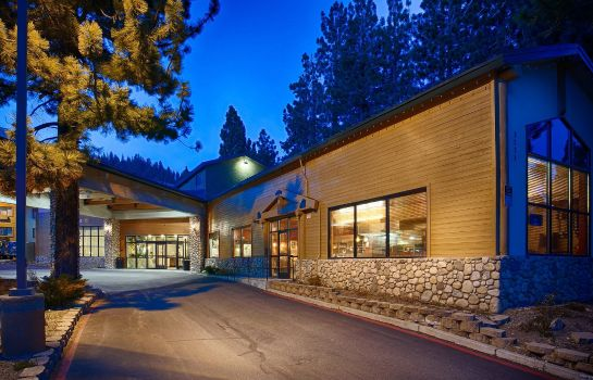 Vista exterior BEST WESTERN PLUS HIGH SIERRA