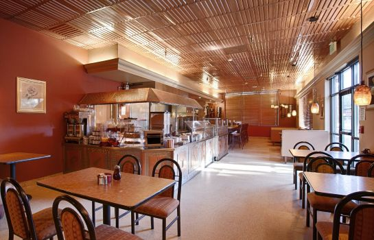 Restaurante BEST WESTERN PLUS HIGH SIERRA