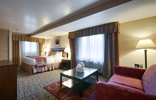 Suite BEST WESTERN PLUS HIGH SIERRA