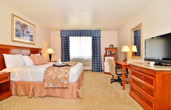 Zimmer BEST WESTERN PLUS HIGH SIERRA