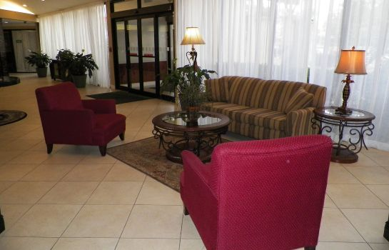 Hotelhalle Holiday Inn MOBILE WEST - I-10