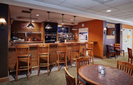 Bar hotelowy HOWARD JOHNSON PLAZA HOTEL MAD