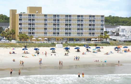 Außenansicht Holiday Inn OCEANFRONT @ SURFSIDE BEACH