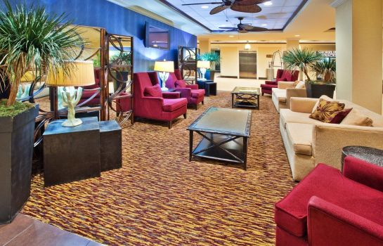 Lobby Holiday Inn OCEANFRONT @ SURFSIDE BEACH