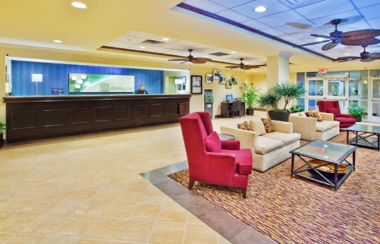 Hotelhalle Holiday Inn OCEANFRONT @ SURFSIDE BEACH