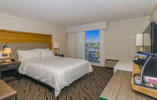 Zimmer Holiday Inn OCEANFRONT @ SURFSIDE BEACH