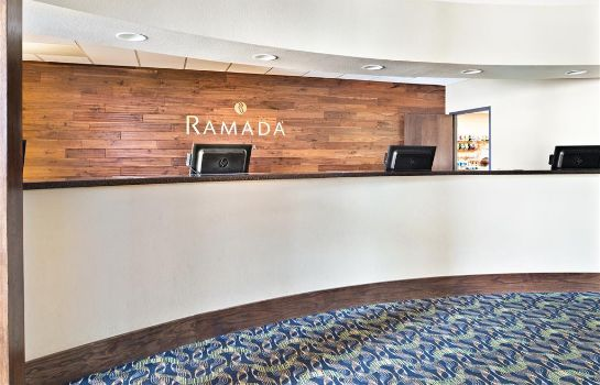 Hall de l'hôtel RAMADA PLAZA BY WYNDHAM OMAHA