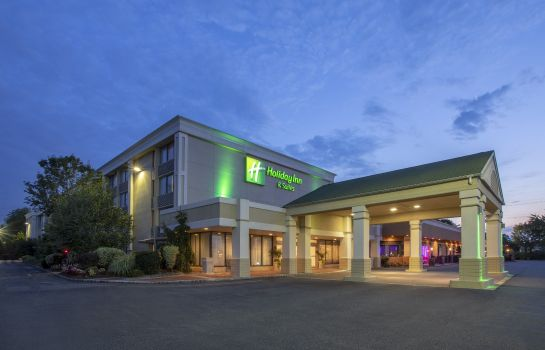 Buitenaanzicht Holiday Inn & Suites PARSIPPANY