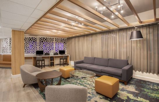 Hotelhalle Holiday Inn & Suites PARSIPPANY