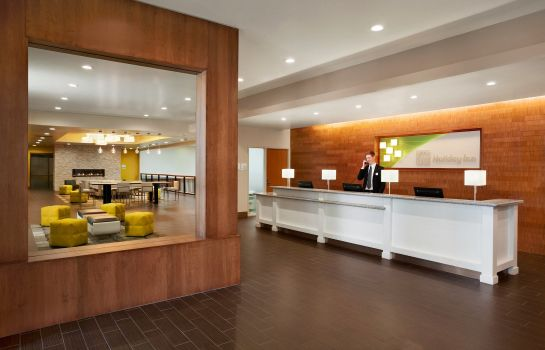 Hotelhalle Holiday Inn PORTLAND-AIRPORT (I-205)