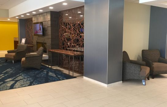 Hotelhalle Crowne Plaza Suites PITTSBURGH SOUTH