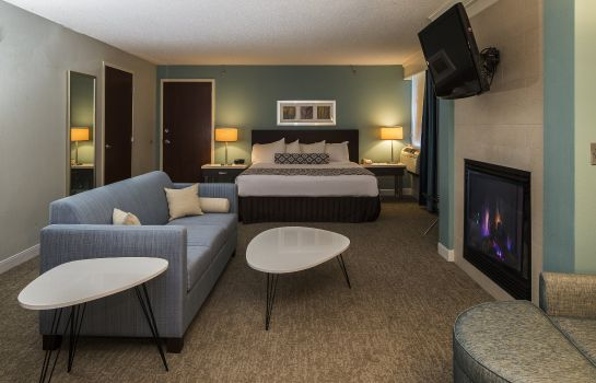 Zimmer Crowne Plaza Suites PITTSBURGH SOUTH