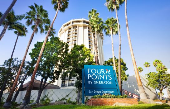 Außenansicht Four Points by Sheraton San Diego Downtown Little Italy