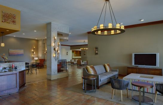 Hotelhalle Holiday Inn SAN ANTONIO- INT`L AIRPORT