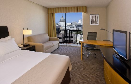 Zimmer Holiday Inn SAN FRANCISCO-CIVIC CENTER
