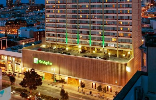 Vista esterna Holiday Inn SAN FRANCISCO-GOLDEN GATEWAY