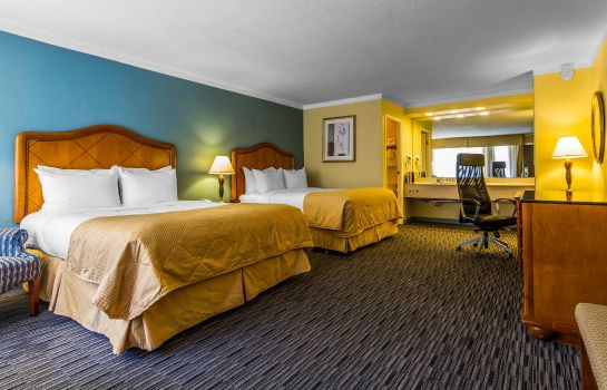 Kamers Clarion Hotel Concord