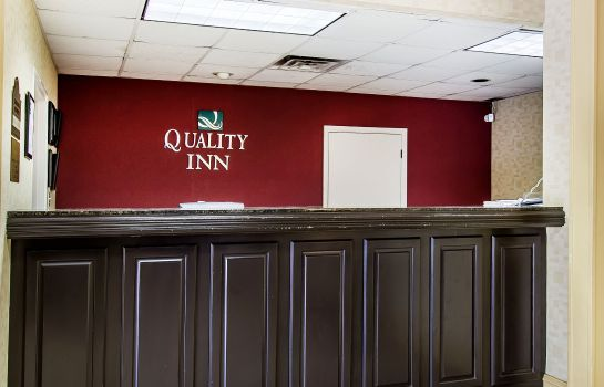 Hotelhalle Quality Inn Troy