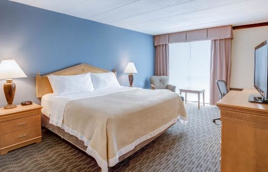 Standardzimmer Days Hotel Toms River Jersey Shore