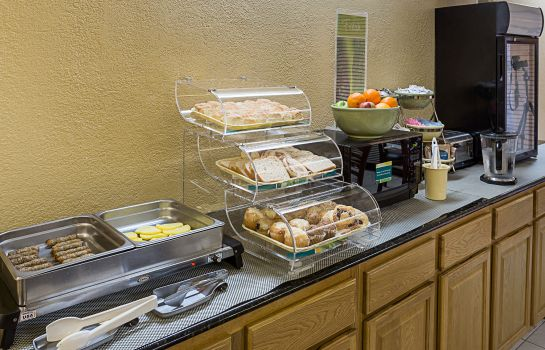 Restaurante Quality Inn & Suites Thibodaux