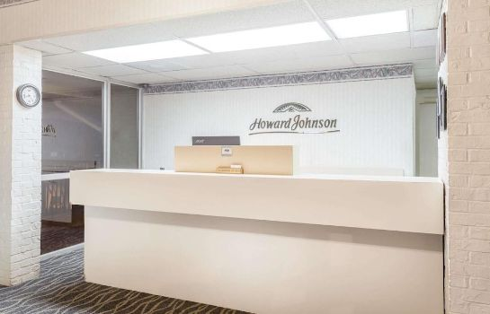 Hol hotelowy Howard Johnson by Wyndham Commerce GA