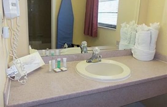 Bagno in camera Claremont Kissimmee