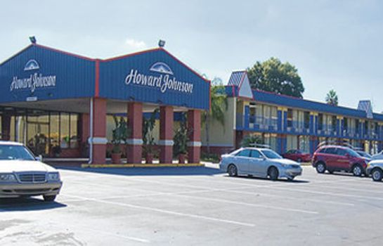 Außenansicht HOWARD JOHNSON TAMPA YBOR CITY