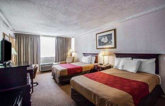 Doppelzimmer Komfort Econo Lodge Downtown
