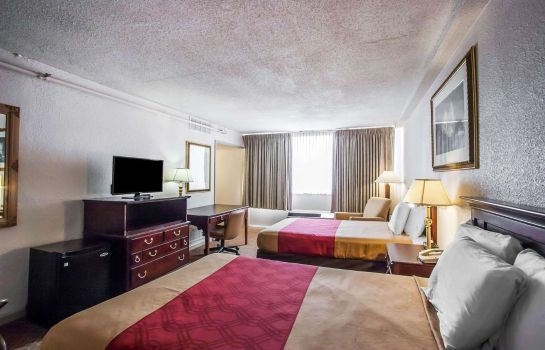 Chambre double (confort) Econo Lodge Downtown