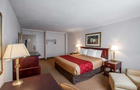 Chambre Econo Lodge Downtown